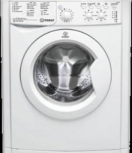"""מכונת כביסה Indesit אינדסיט IWC71252 פתח קידמי 7 ק""""ג"""