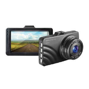 """מצלמת דרך לרכב עם מסך 3"""""""