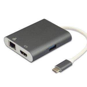 מתאם 3.1 USB TYPE C זכר ל-HDMI נקבה K4