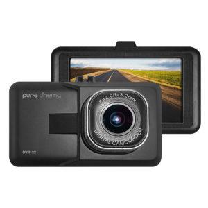 """מצלמת דרך לרכב רכב עם מסך 3"""" + חיישן G"""