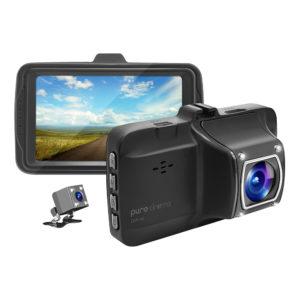 מצלמת דרך לרכב 2 עדשות צילום ותאורת לילה + חיישן G