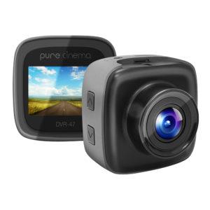 מצלמת דרך לרכב באיכות FHD 1080P עם GPS ו- Wi-Fi מובנה