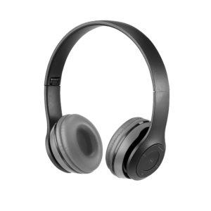 אוזניות בלוטוס 5.0 OVER-EAR עם מיקרופון מובנה