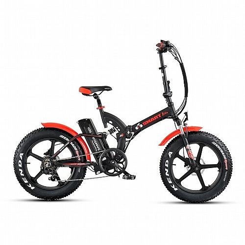 אופניים חשמליים ביג פוט