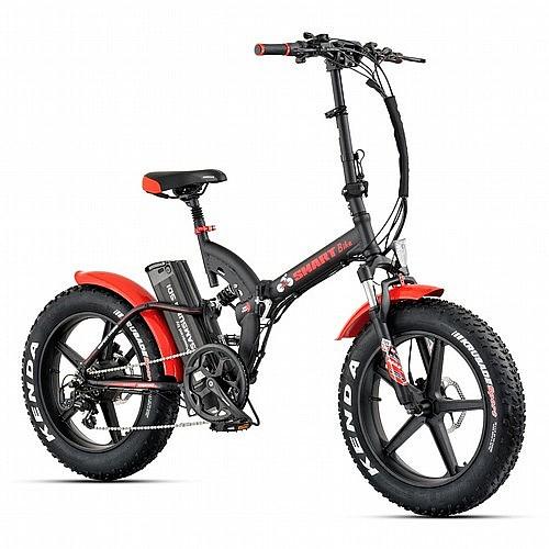 אופניים חשמליים ביגפוט