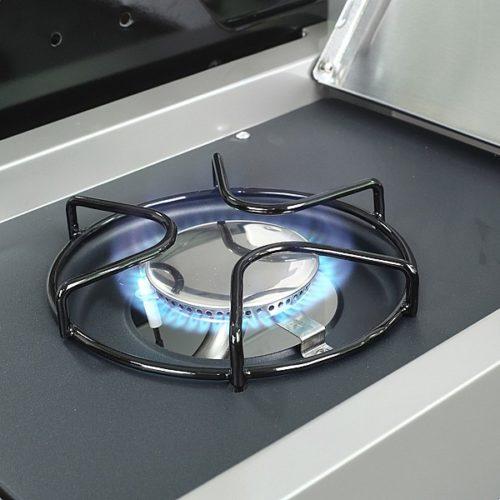 גריל גז 4 מבערים פירלס Peerless דגם KYQ-4S A
