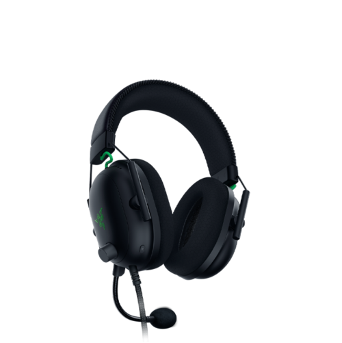 אוזניות גיימינג Razer BlackShark V2 USB
