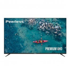 """טלוויזיה 50"""" חכמה Peerless UHD Premium 2020 4K דגם 5030"""