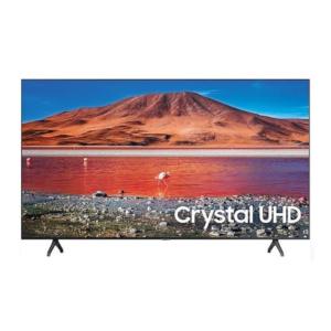 """טלוויזיה 75"""" סמסונג בטכנולוגיית Samsung Crystal UHD 4K דגם 75TU7100"""