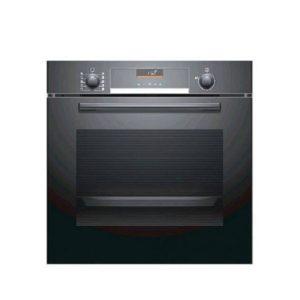 תנור בנוי טורבו שחור בוש